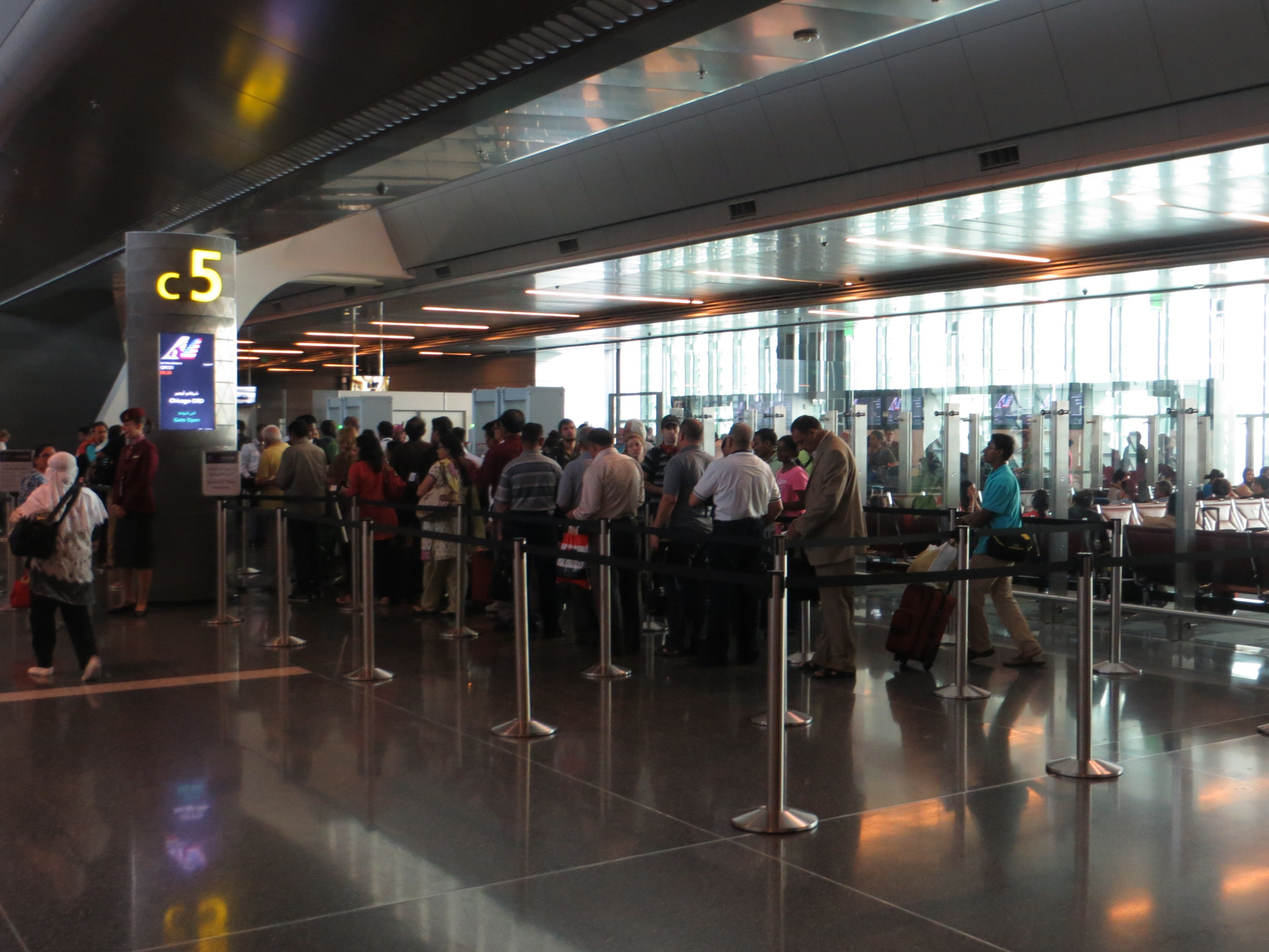 File:Gate C5 at Hamad Airport, 07-2014.JPG - Wikimedia Commons