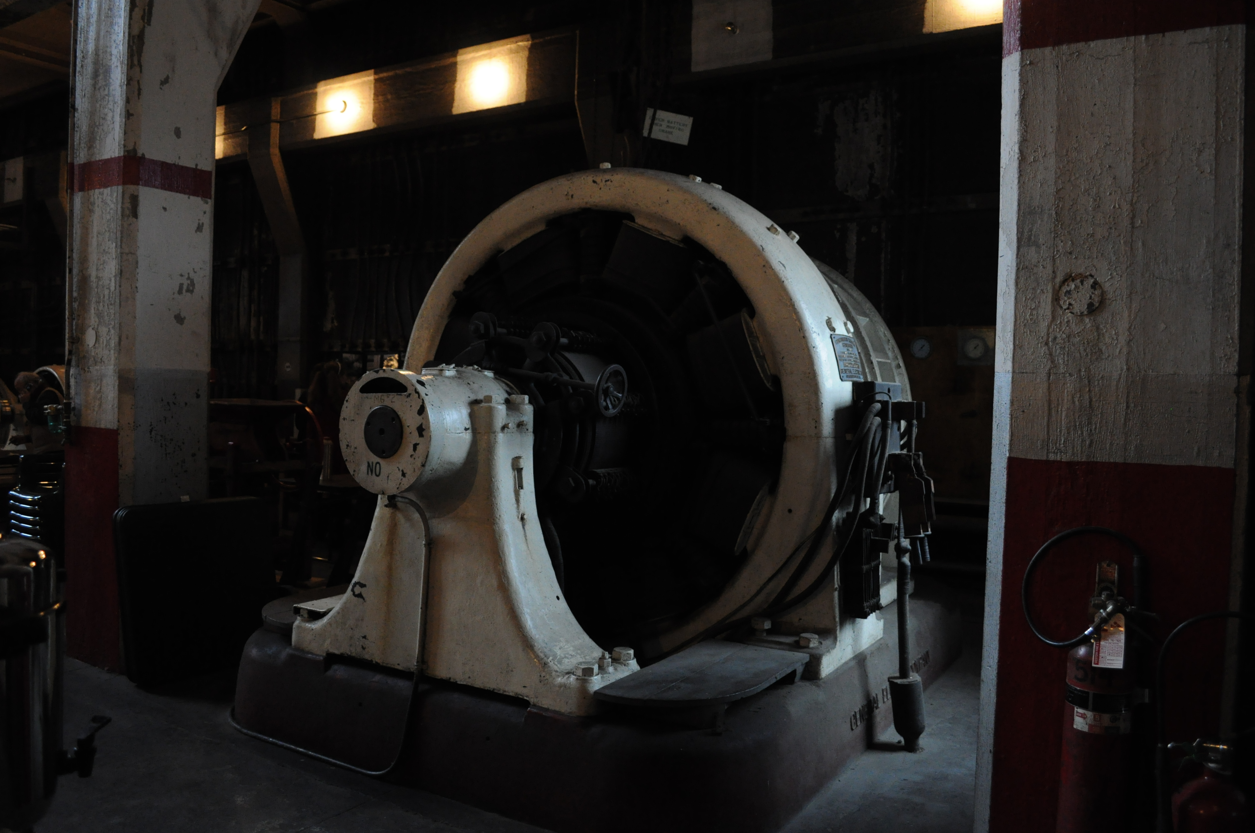 File Geor own PowerPlant Museum continuous current generator
