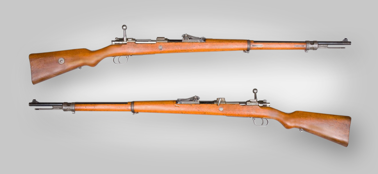 Mauser 98K K98 Extended Sniper Safety Reproduction