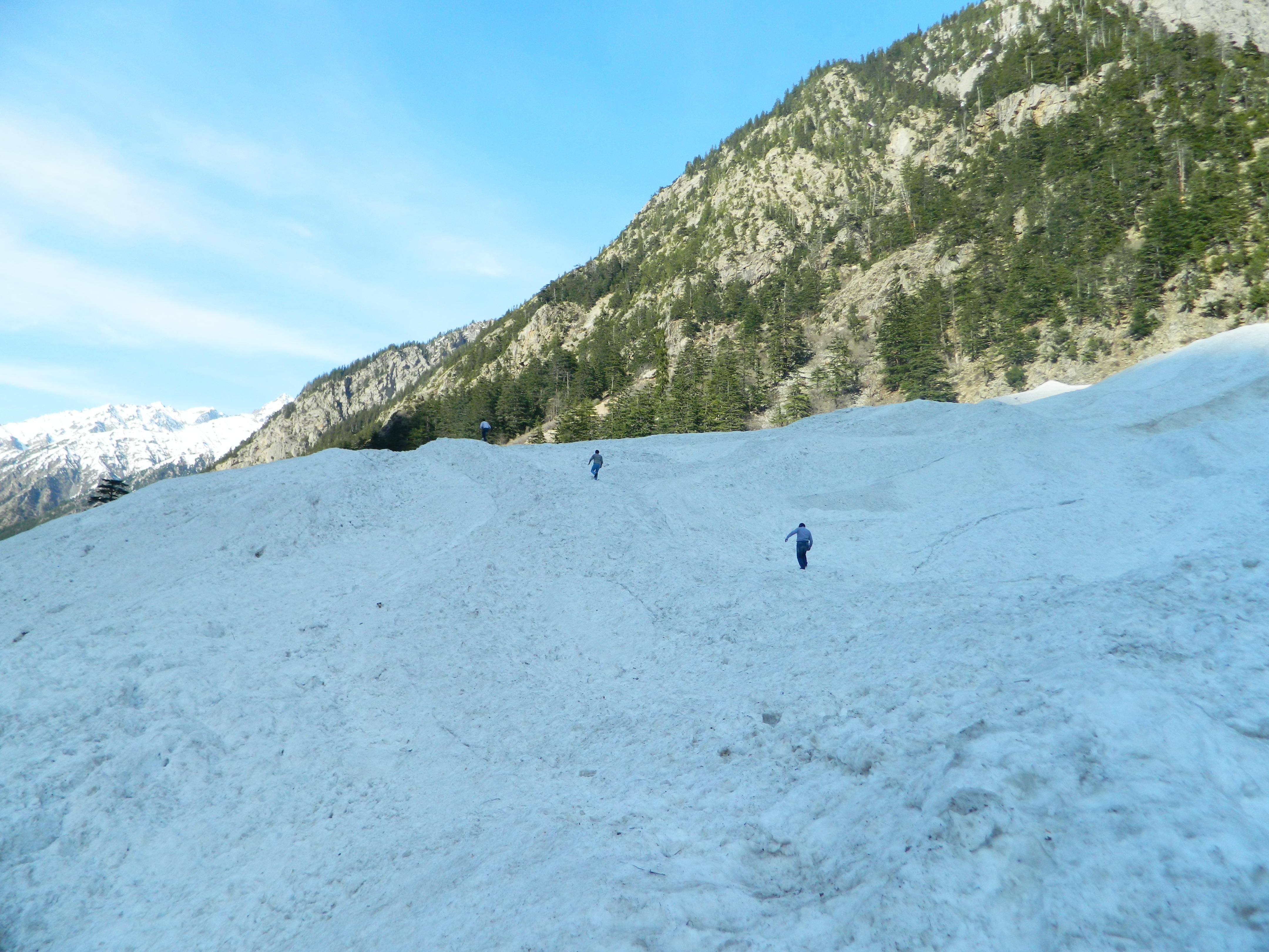 File:Glaciers in the Ushu Valley, Swat, Pakistan.jpg