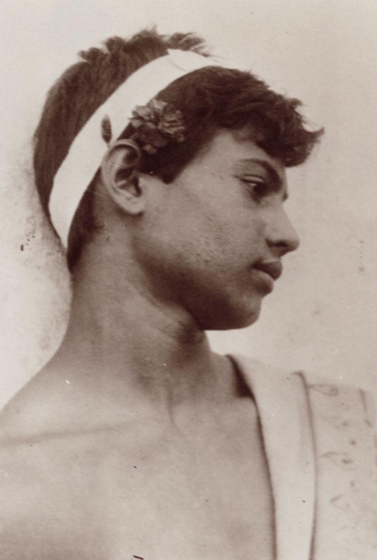File:Gloeden, Wilhelm von (1856-1931) - n. 0352 - Auch ich