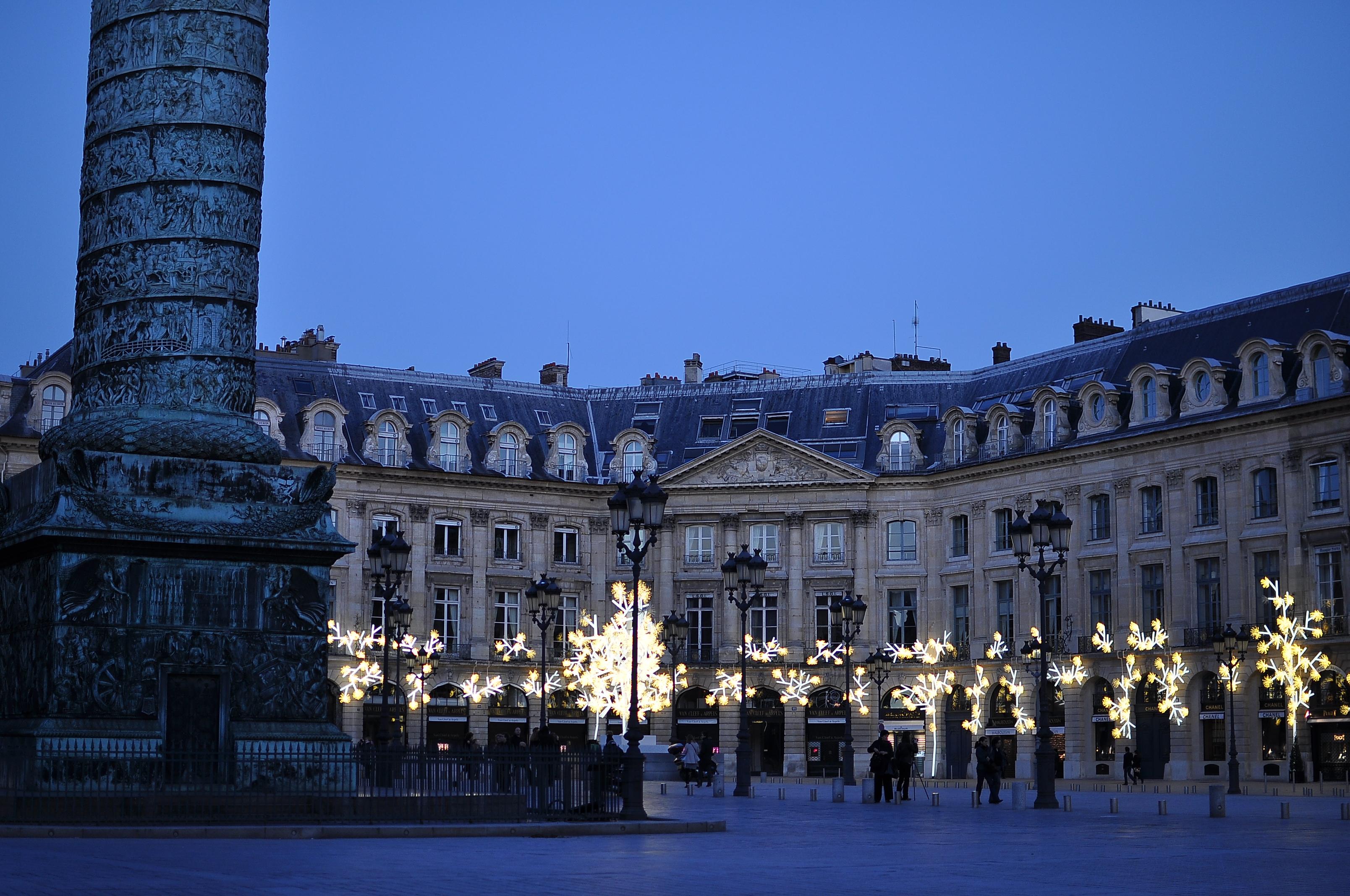Paris Hotel Luxe