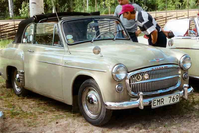 File Hillman Minx Mark Viii Cabriolet 1955 Jpg Wikimedia Commons