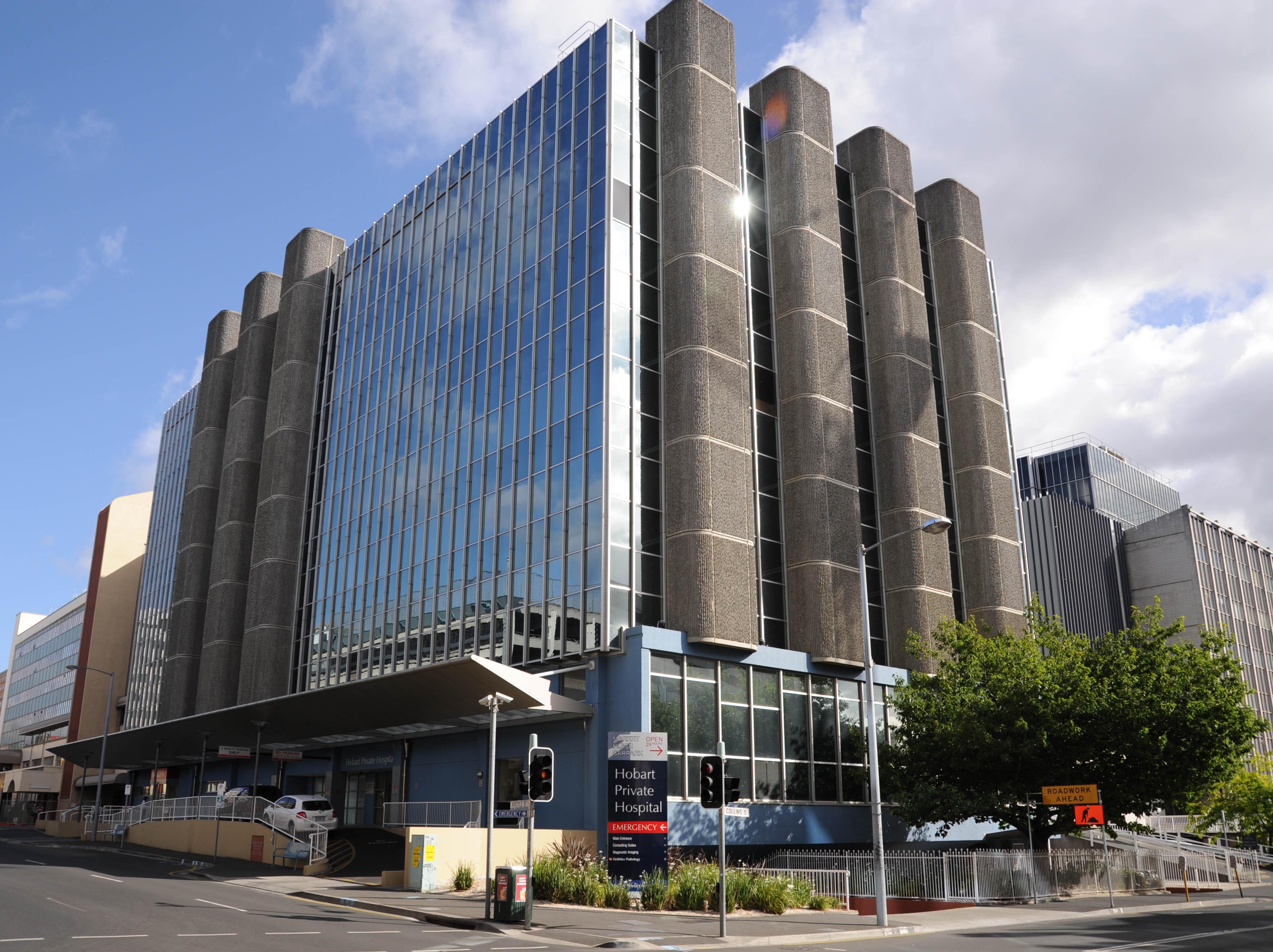 Hobart Private Hospital - Wikipedia