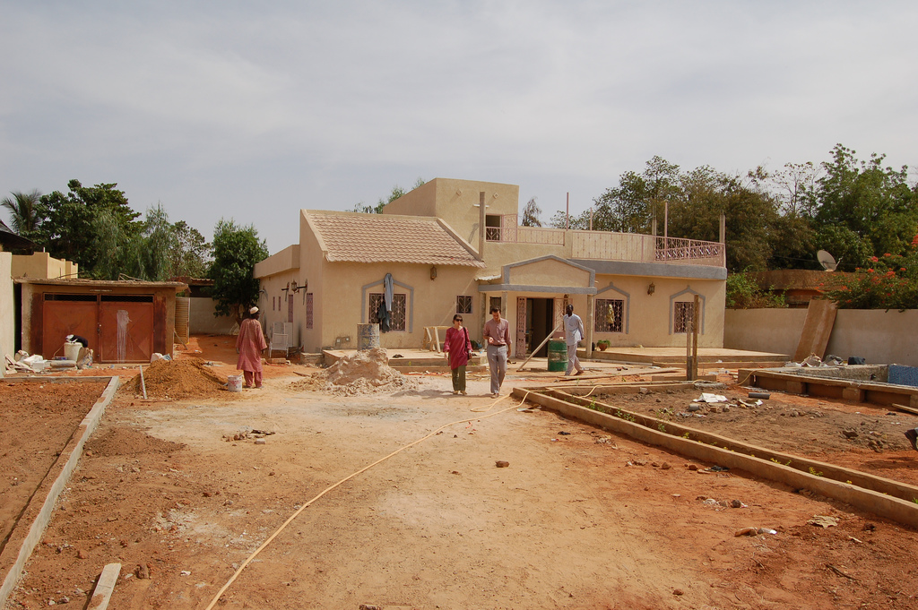 File Home Construction Niamey Wikimedia Commons