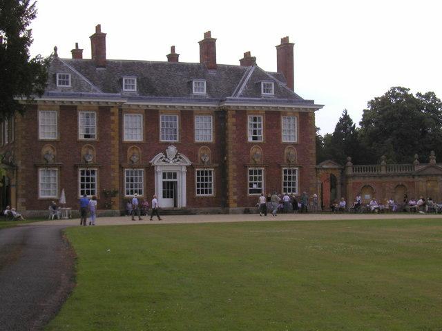 Honington Hall Wikipedia