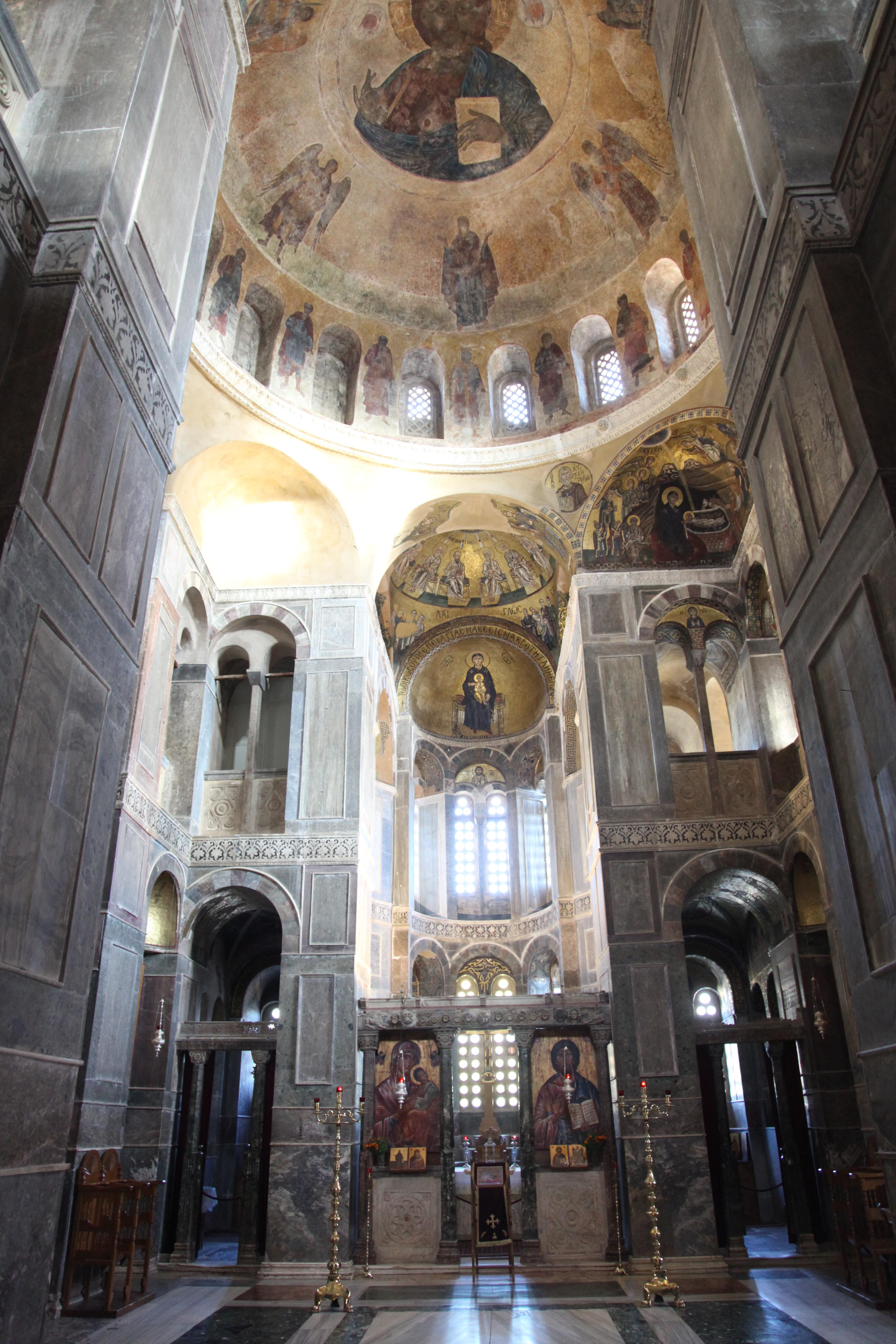 Architecture D Intérieur Saint Luc file:hosios loukas katholikon 20091116-33 - wikimedia