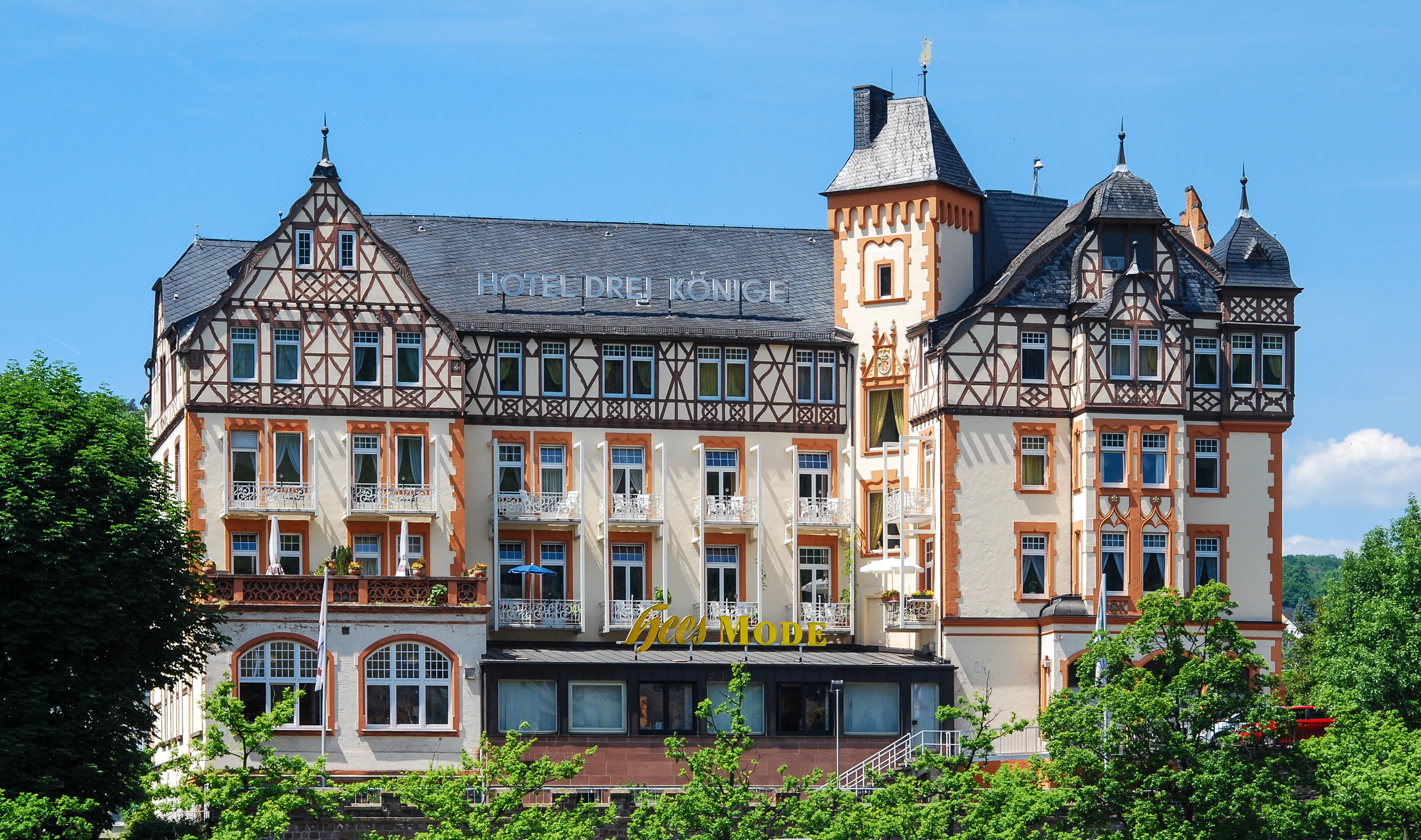 Bernkastel Kues Hotel Wellneb
