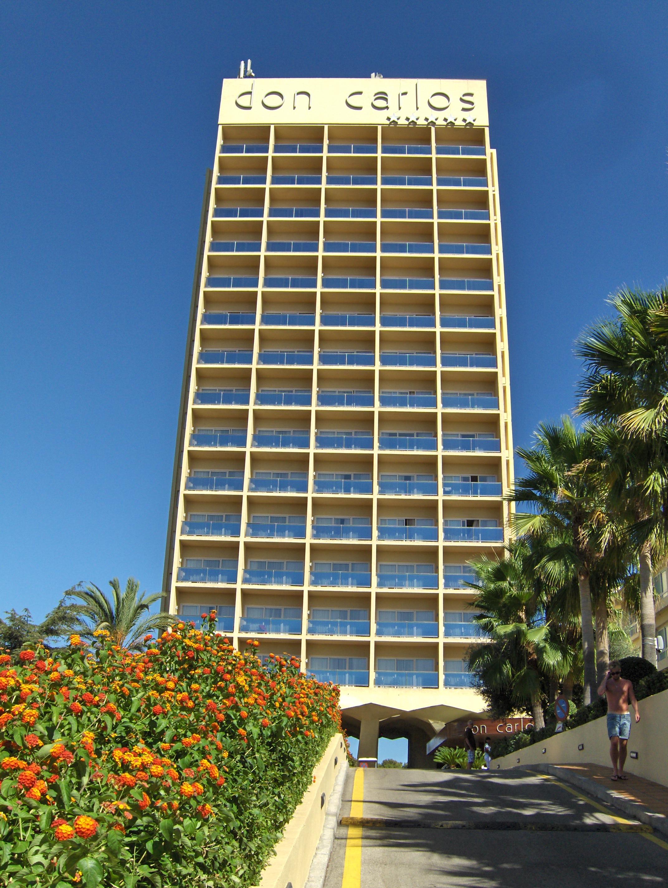 Don Carlos Hotel Spain