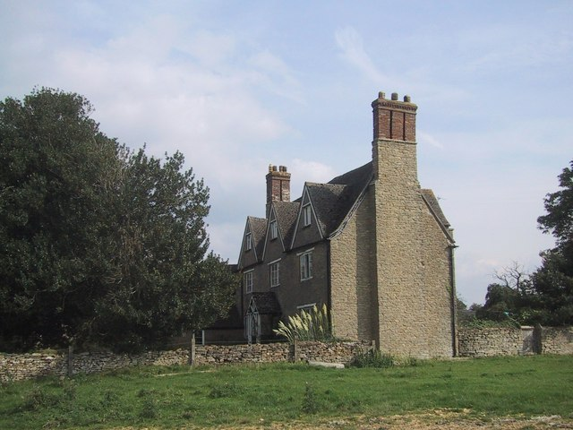 House in Hampton Gay - geograph.org.uk - 966425