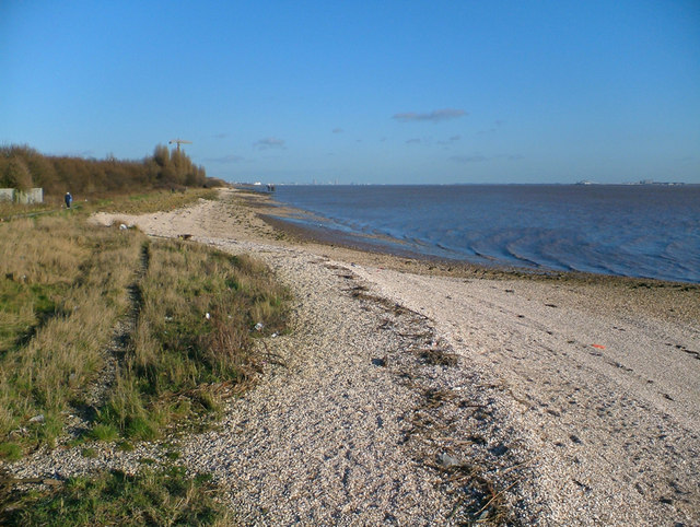 Humber Foreshore - geograph.org.uk - 673865
