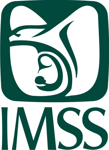 Logo for the Mexican Social Security Institute, a governmental agency dealing with public health. IMSS.jpg