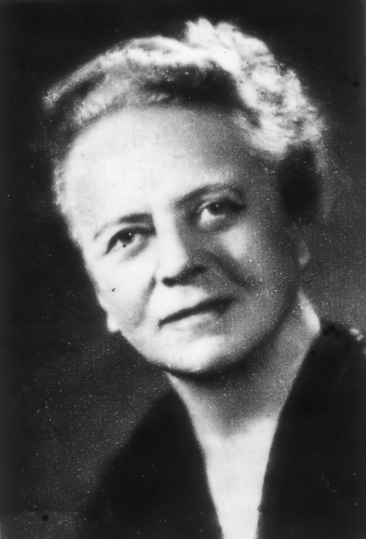 Depiction of Ida Noddack
