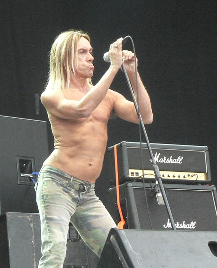 Iggy Pop: Neon Forest