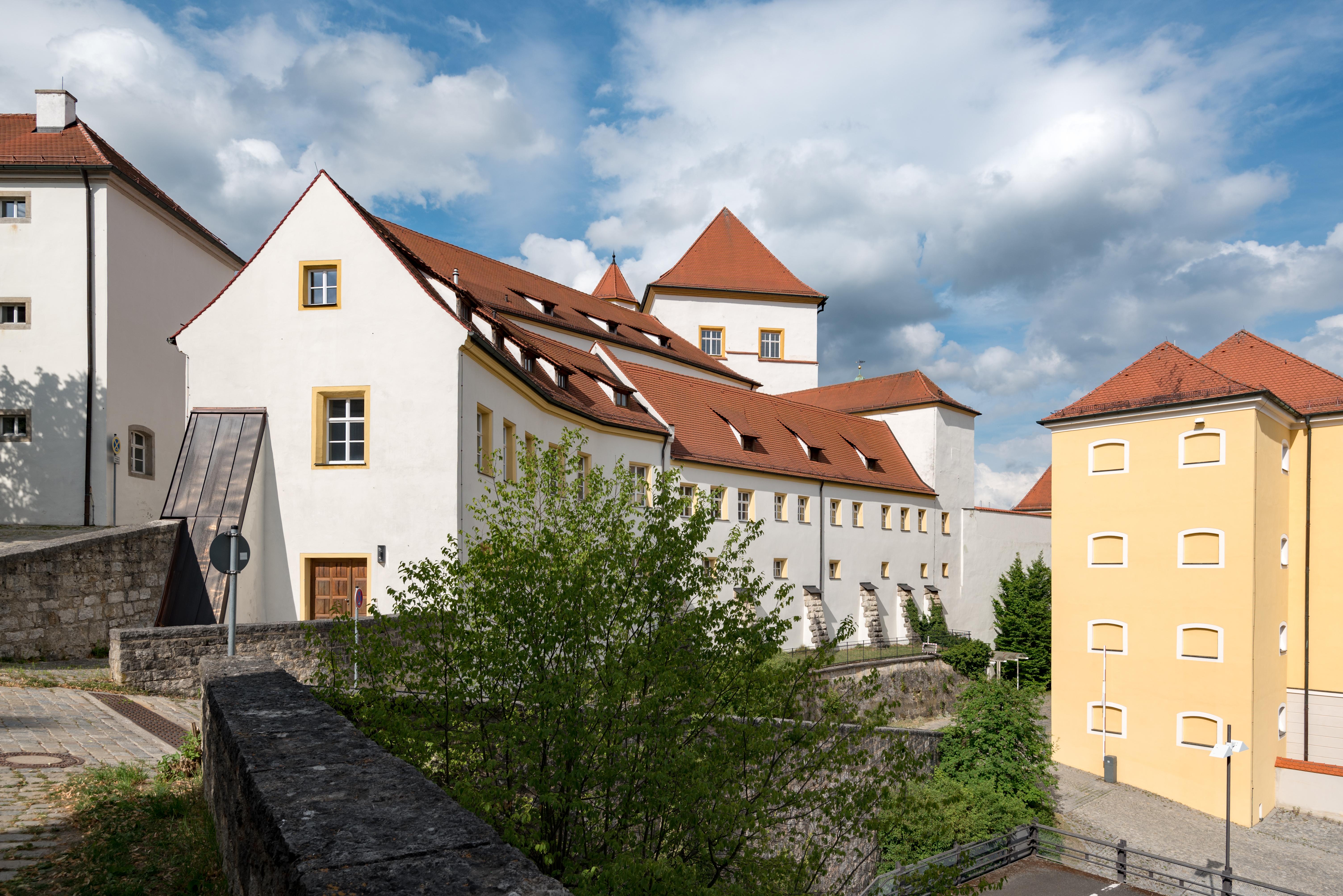 schloss sulzbach rosenberg