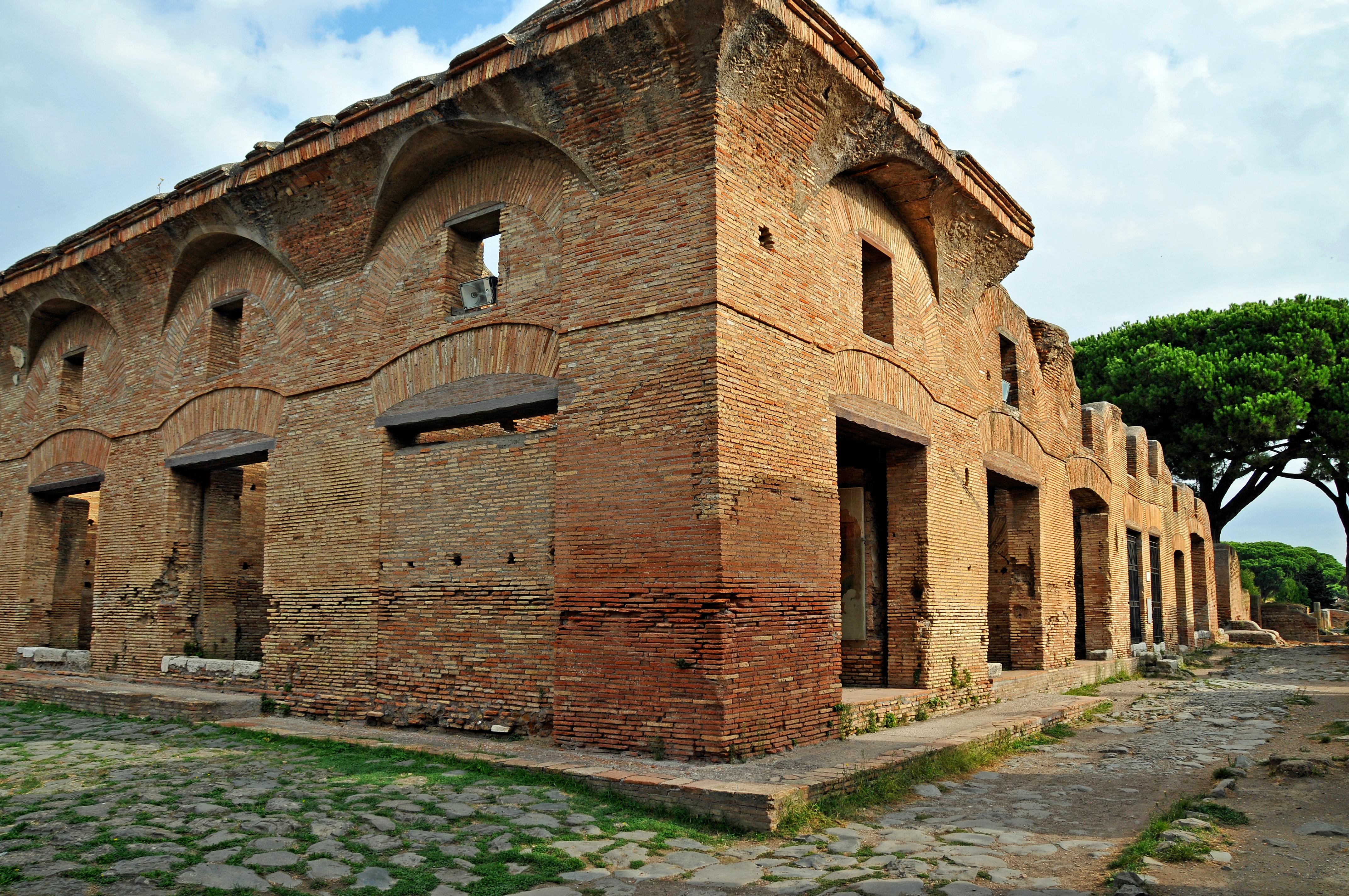 File insula in - Maison romaine antique ...