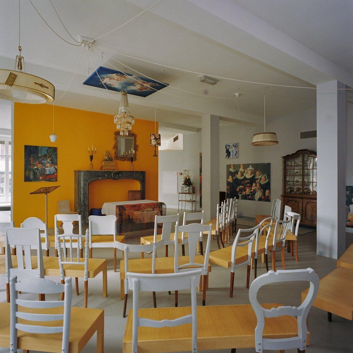 File interieur overzicht van de kleine trouwzaal for Interieur utrecht