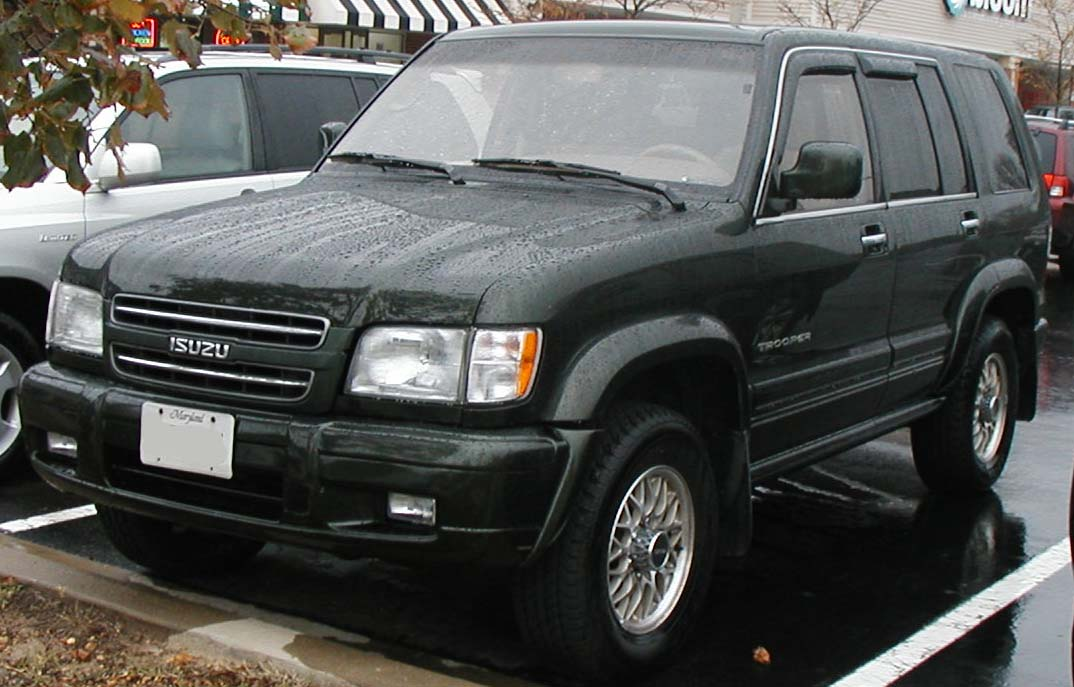 File Isuzutrooper Jpg Wikimedia Commons