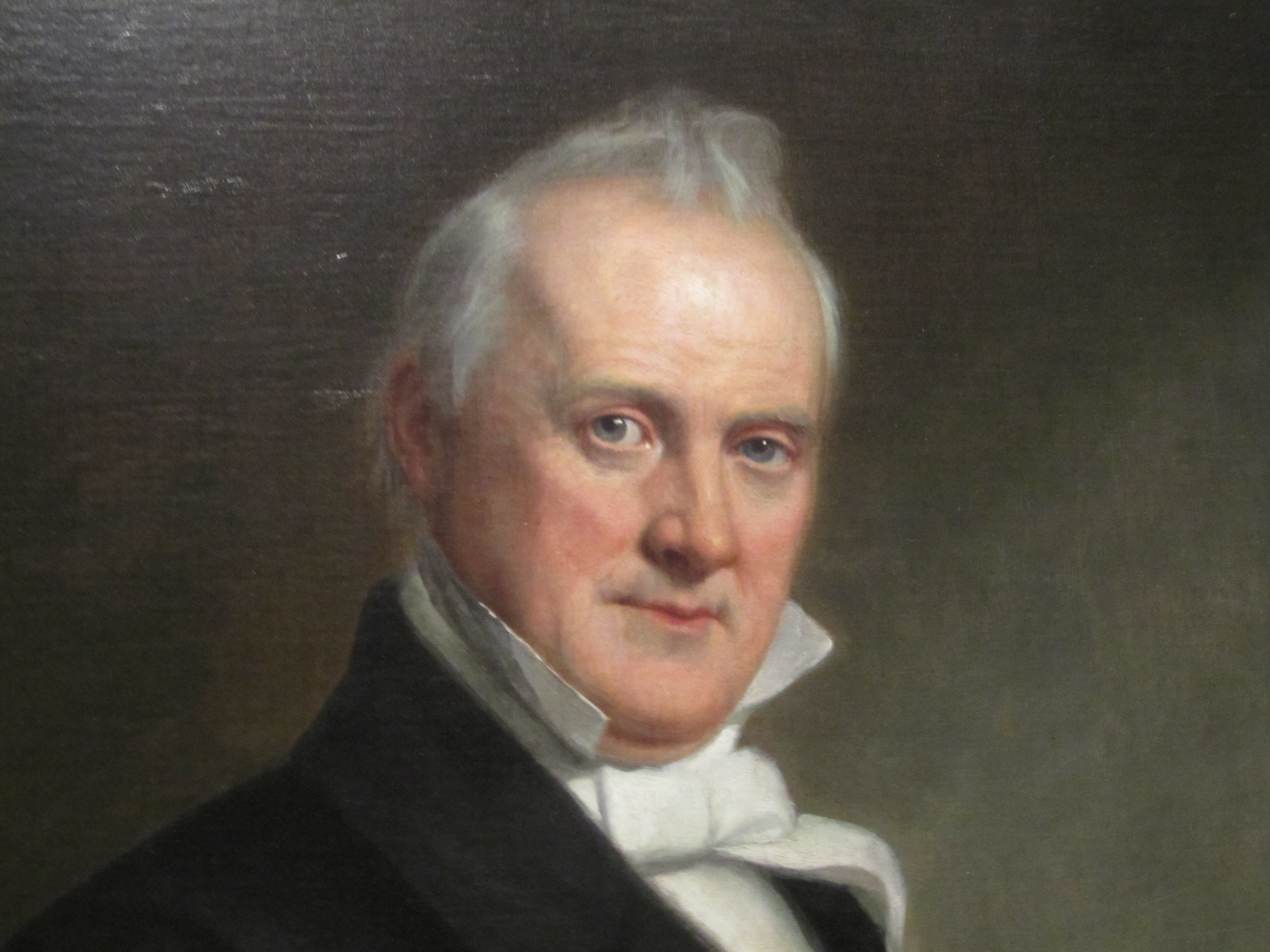 james buchanan James buchanan (april 23, 1791 – june 1, 1868) was the 15th president of the united states (1857– 1861) he was the only bachelor president and the only resident of pennsylvania to hold the office of president he has been criticized for failing to prevent the country from sliding into the american civil waron buchanan's final day as president, he remarked to the incoming abraham lincoln.