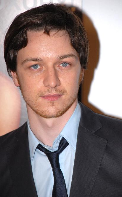 Scottish Actor James McAvoy at Hollywood Life ...