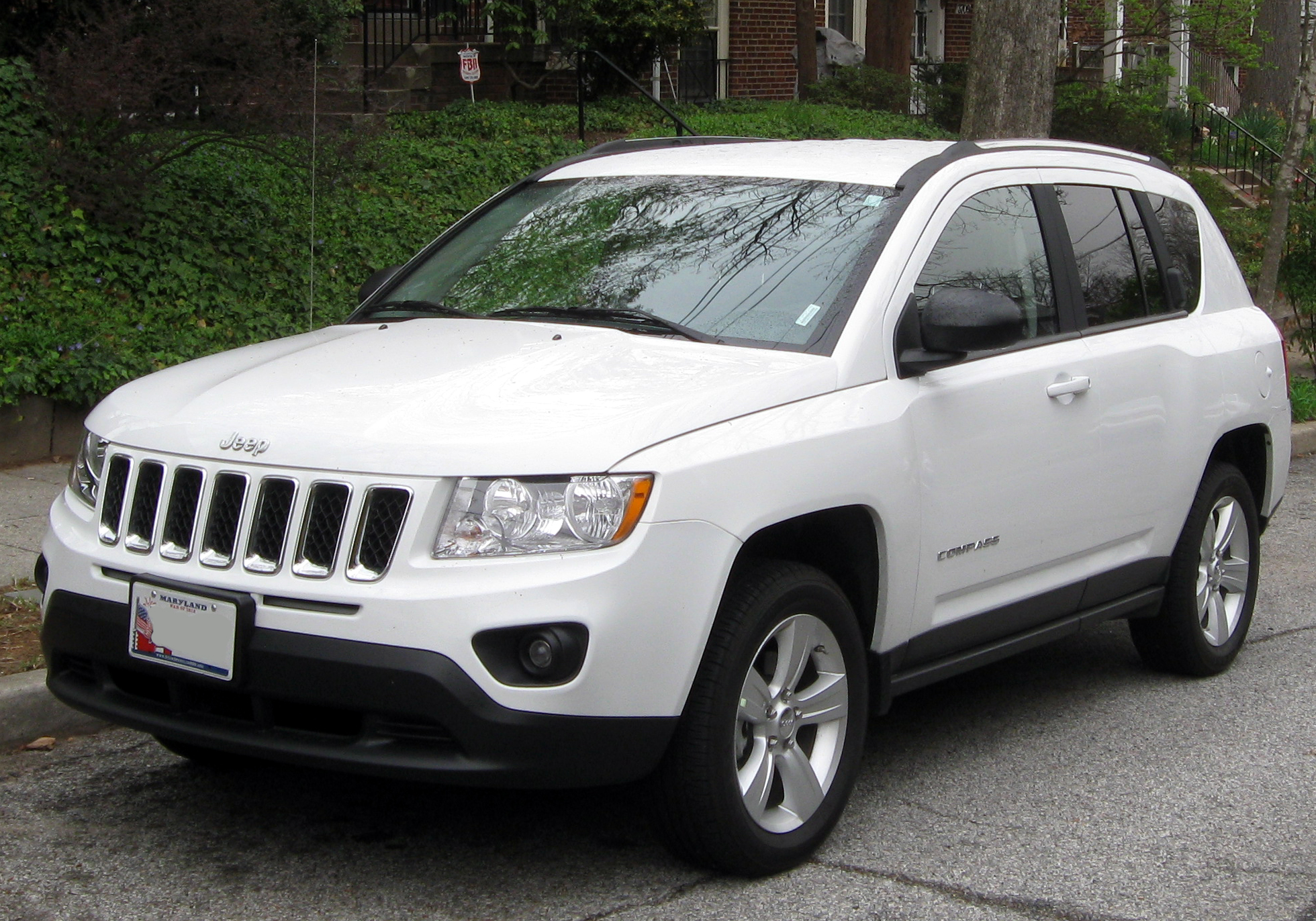 file jeep compass 03 21 2012 1 jpg wikimedia commons. Black Bedroom Furniture Sets. Home Design Ideas