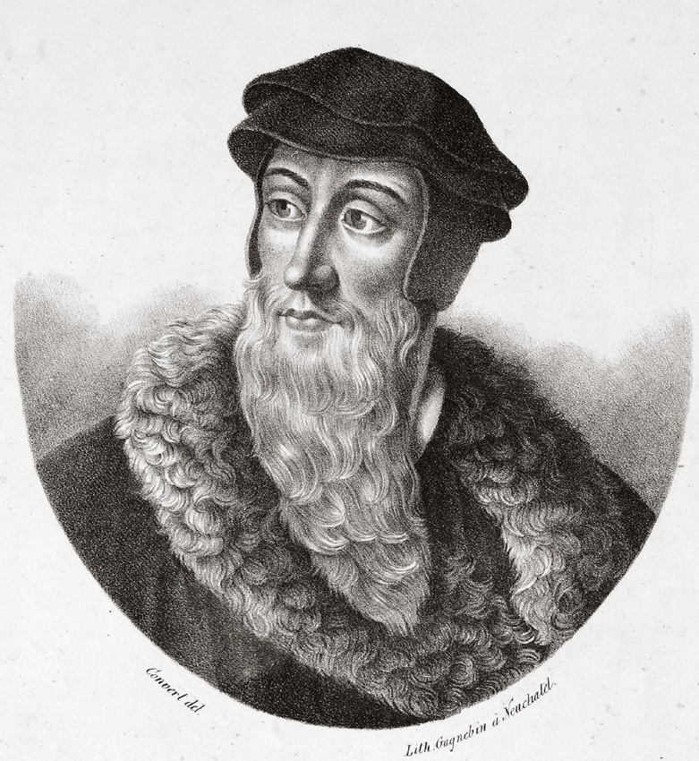 an overview of the life of calvin john Last week we looked at ten things all of us should know about the life of john calvin today we turn our attention to ten things concerning his theology.