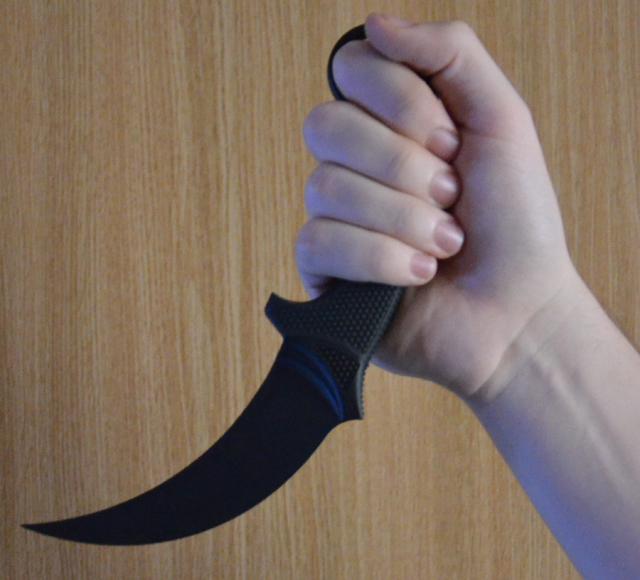 Karambit wounds - Uses