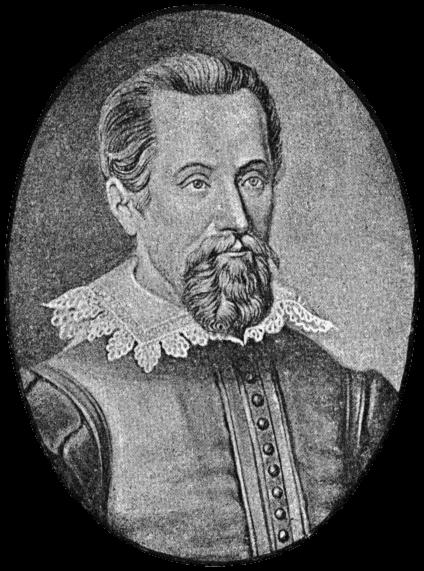 ヨハネス・ケプラー(Johannes Kepler)Wikipediaより