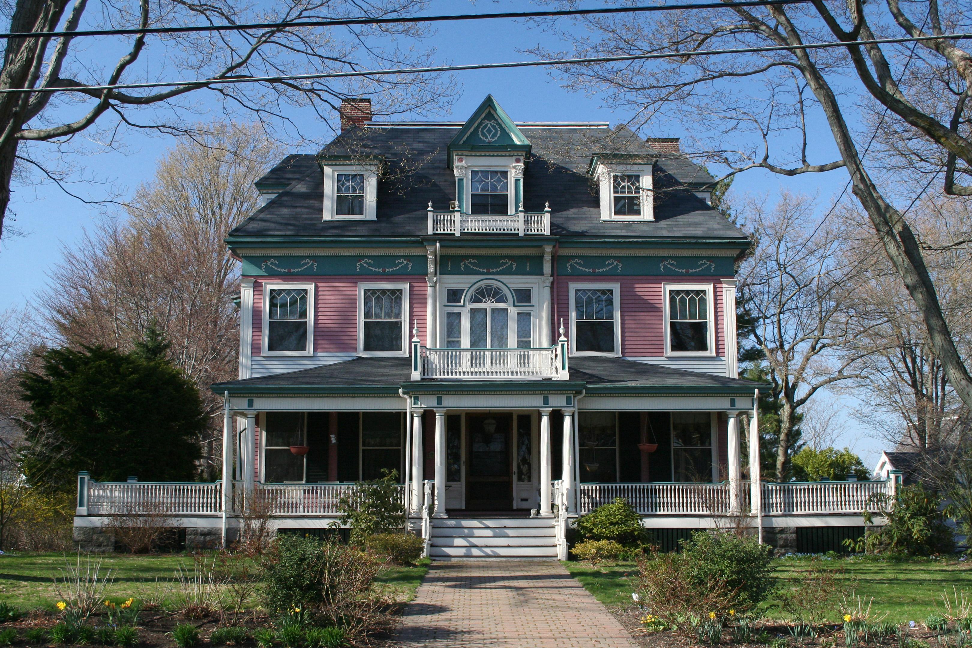 File kistler house newton wikimedia for Massachusetts home builders