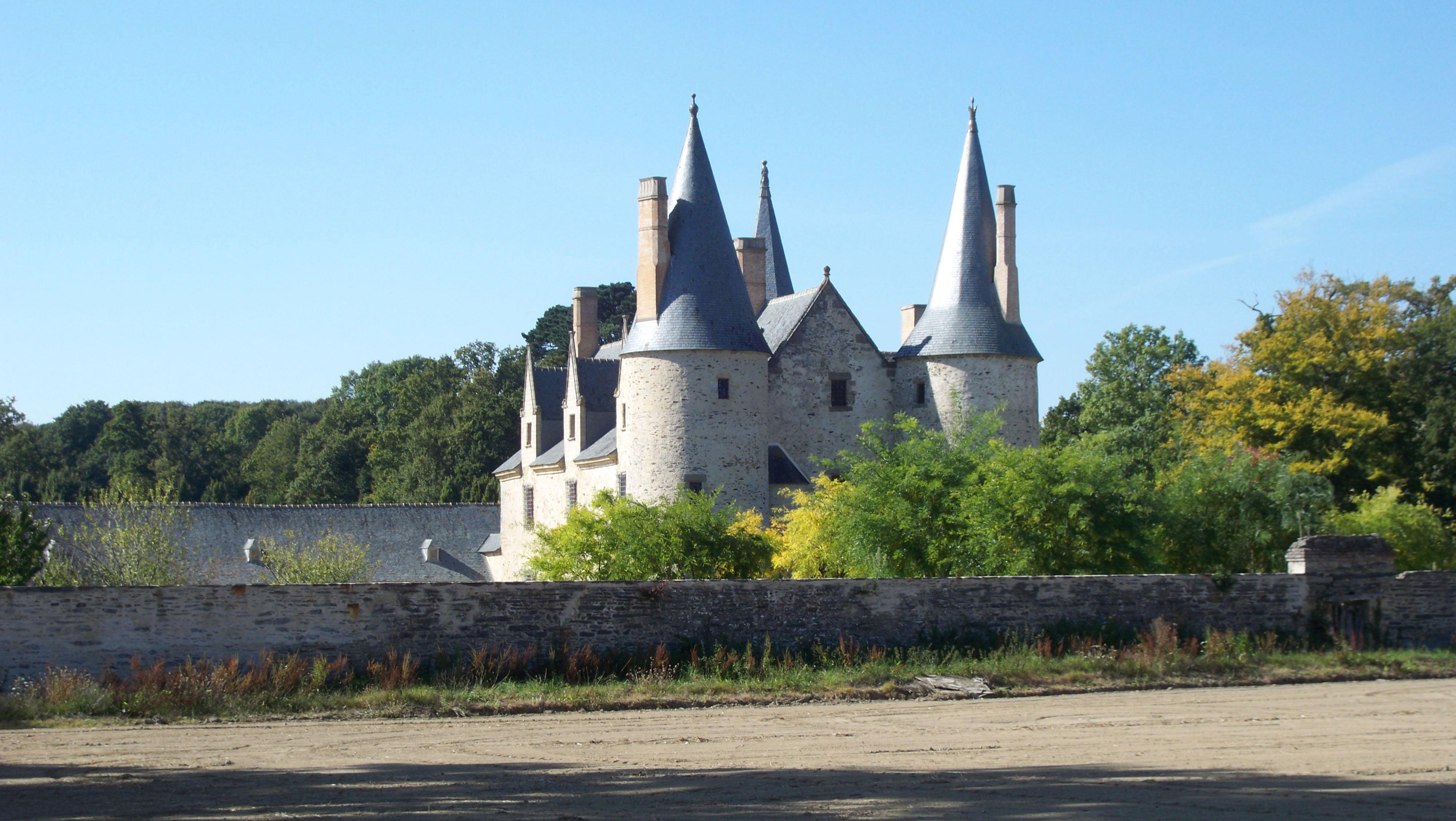 Dosiero Le ch u00e2teau du Bois Orcan JPG # Le Chateau Du Bois