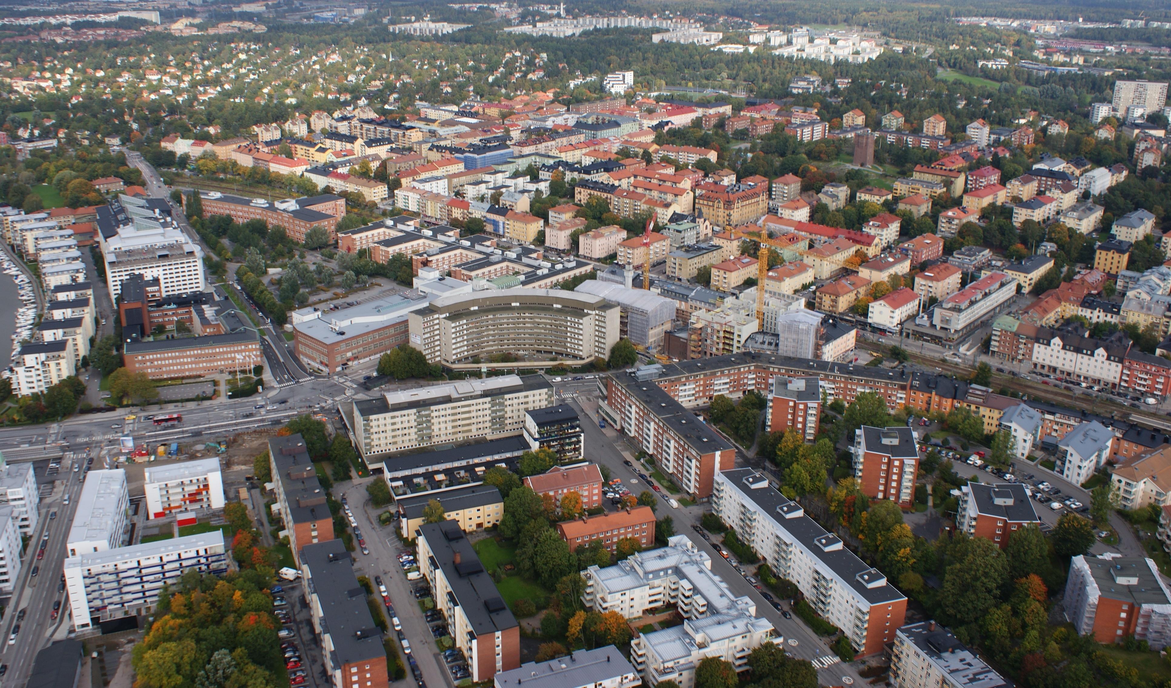 Lediga jobb fr Botkyrka Kommun, Tullingebergsskolan i Alby