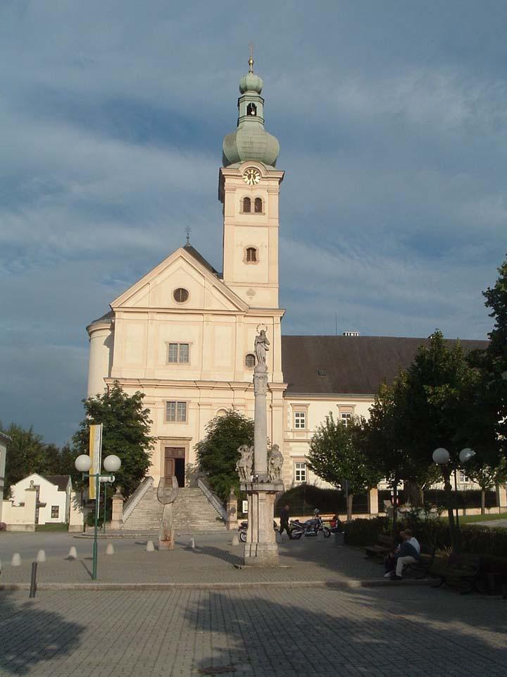 Pfarrkirche Lockenhaus – Wikipedia