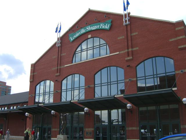 Louisville Slugger Field - Attraction - 401 E Main St, -, Louisville, KY, 40208, United States