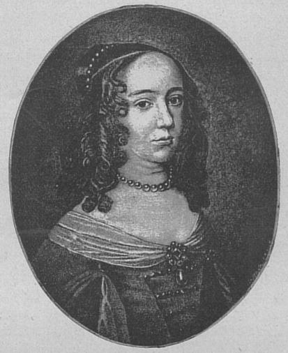 Luise Henriette, geborene Gräfin von Nassau-Oranien