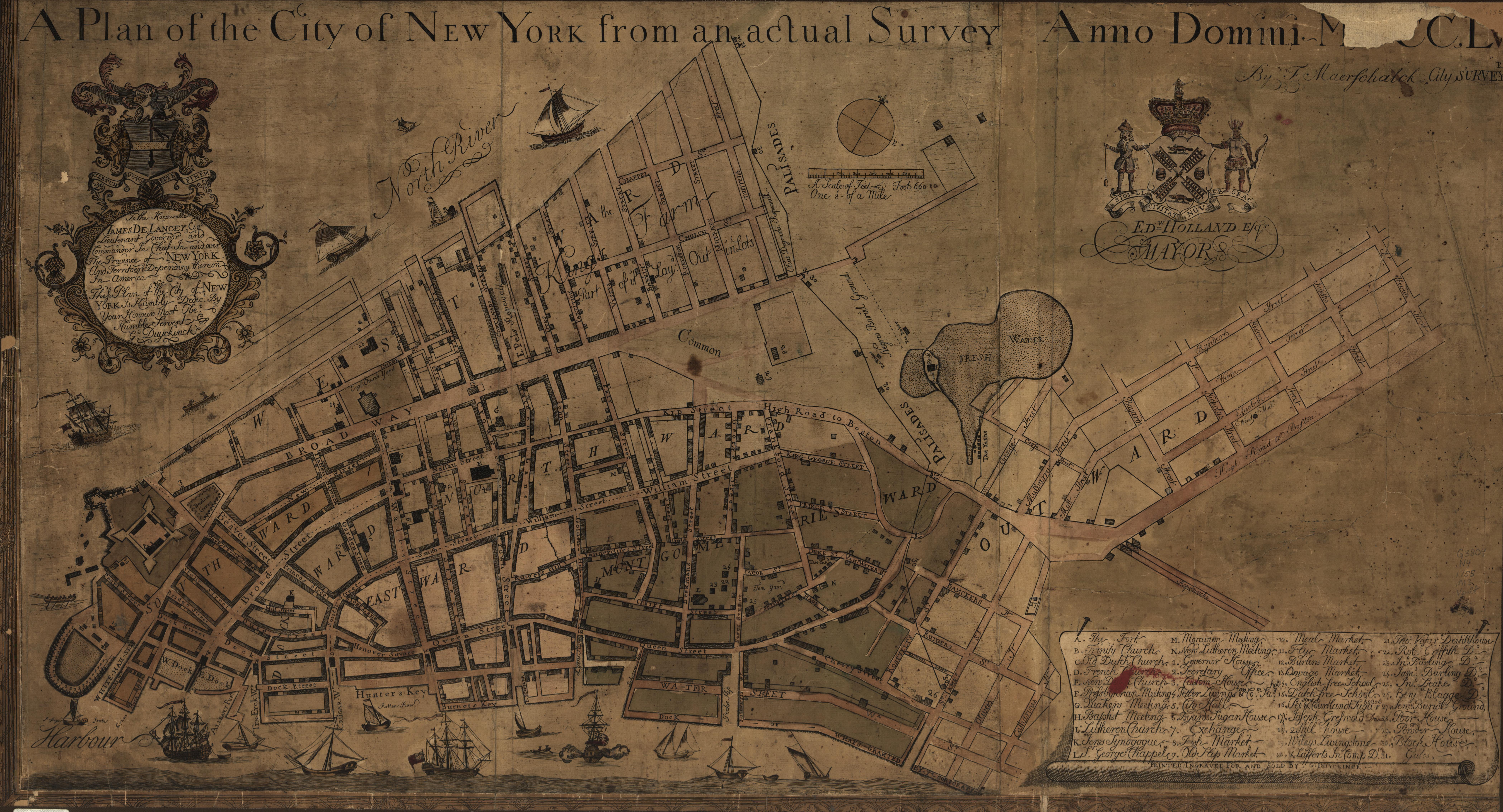 FileMaerschalck Map Of New York Cityjpg Wikimedia Commons - Nyc map lower manhattan