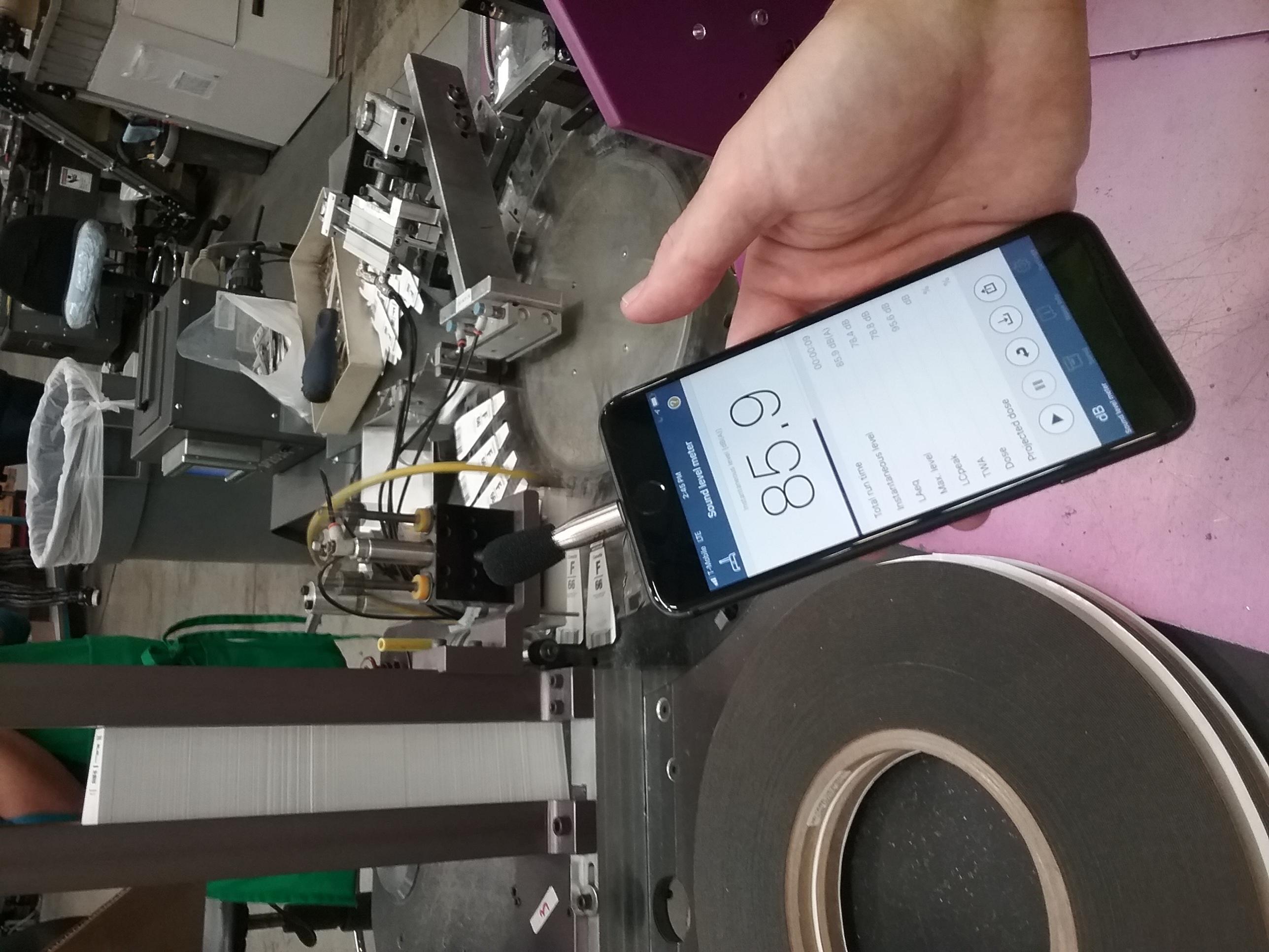 File:Making a noise measurement using the NIOSH SLM app jpg