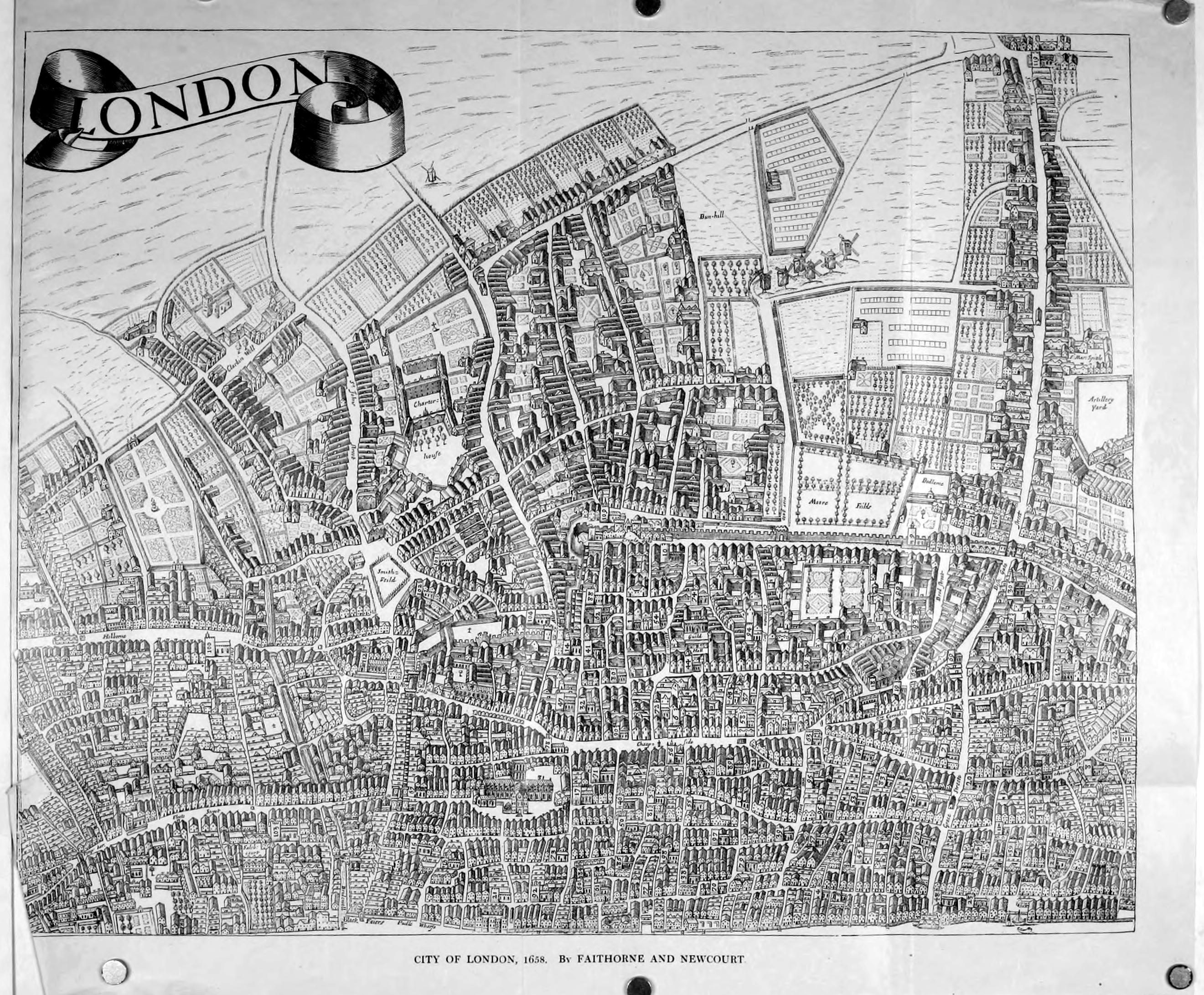 Old Street London Map.File Maps Of Old London Faithorne Jpg Wikimedia Commons
