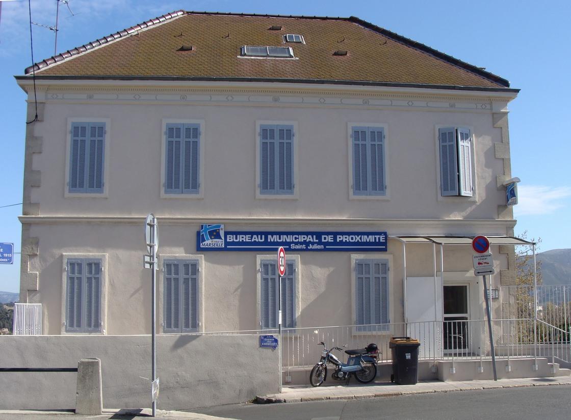 Avenue du 24 avril 1915 wikip dia - Bureau municipal de proximite marseille ...