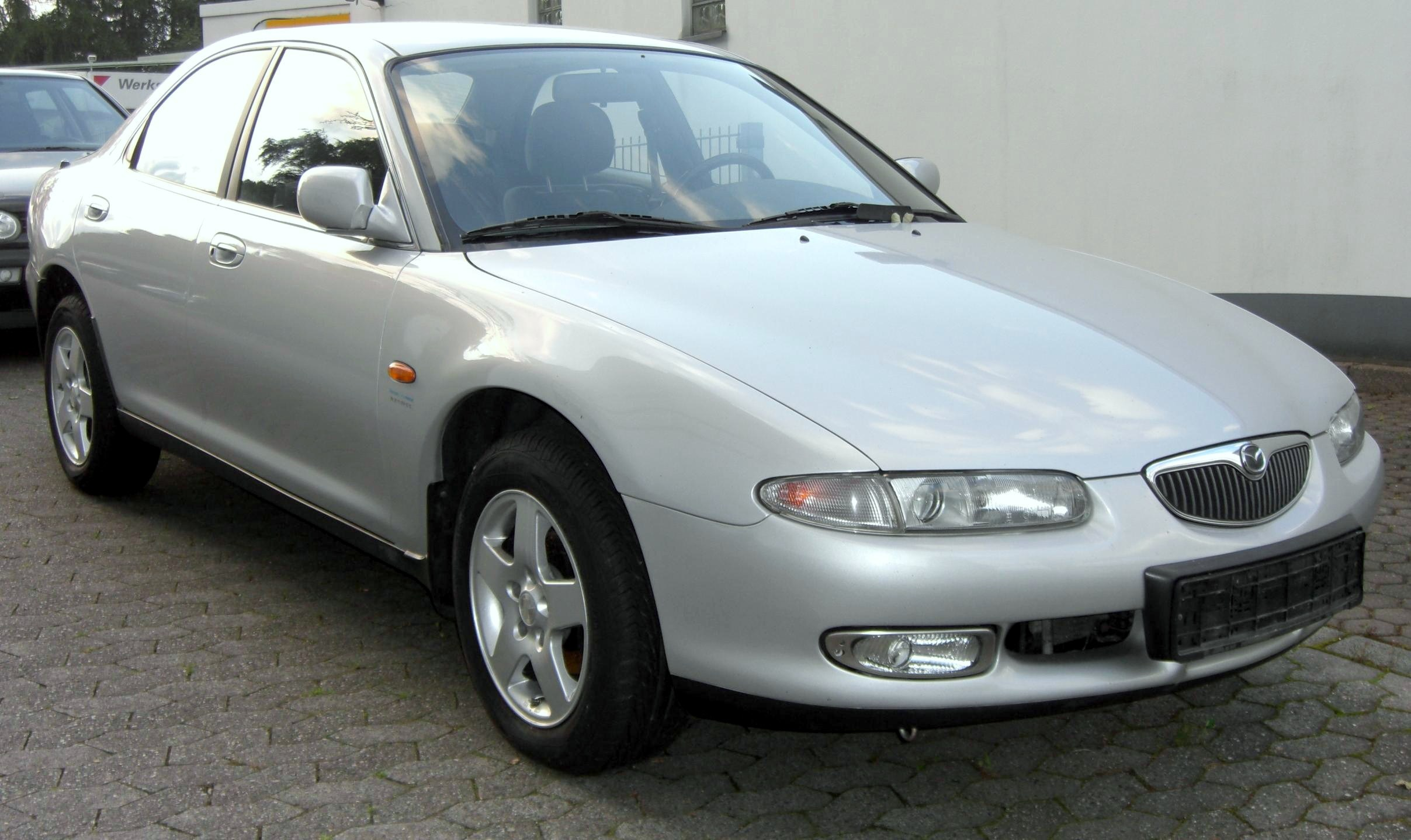Mazda xedos 6 v6 business plan