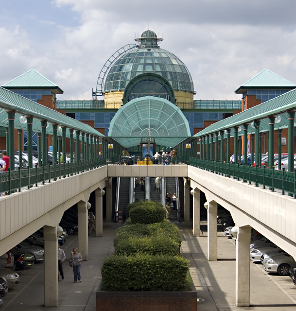 Meadowhall Shopping Centre Car Parking