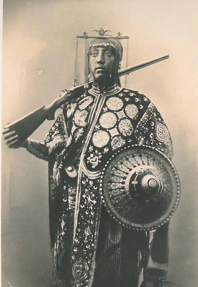 Menelik II de Abisinia