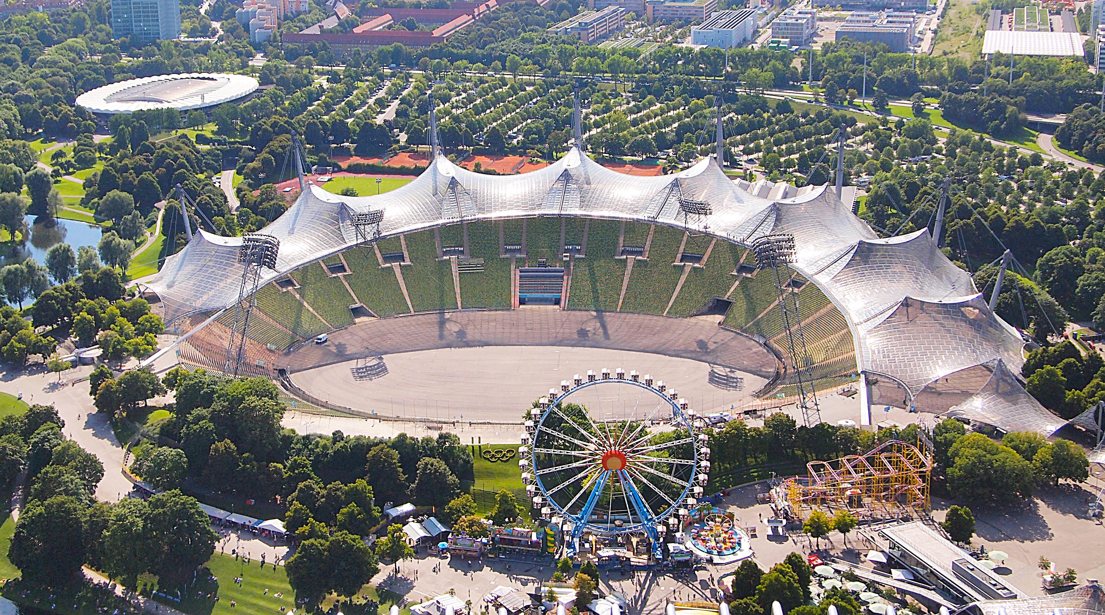 München Stadion Plätze