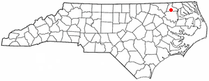 Ahoskie, North Carolina Town in North Carolina, United States