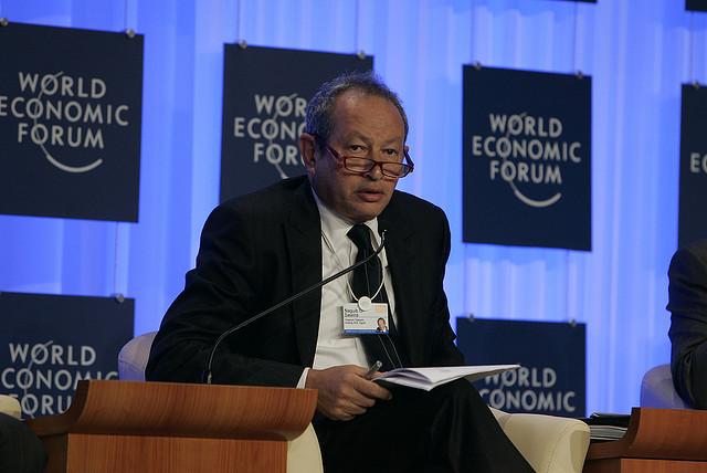 Naguib Sawiris Wikipedia