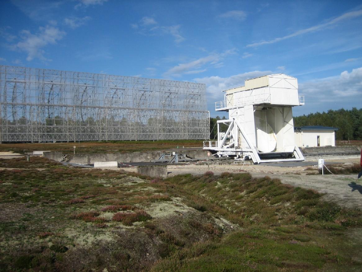 Nan ay radio telescope wikidata for Miroir pour telescope
