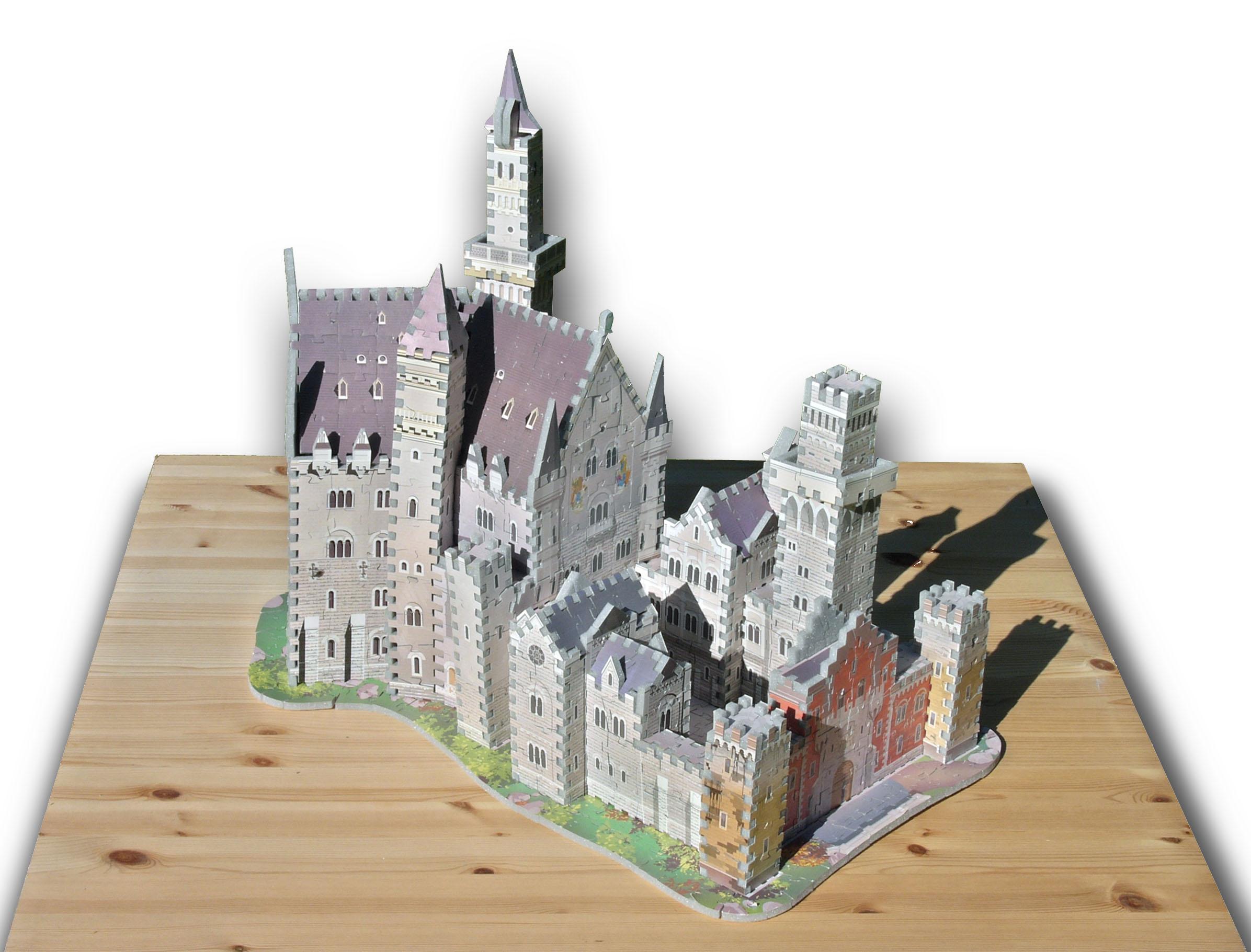 3D Puzzle Mit Beleuchtung | 3d Puzzle Wikipedia