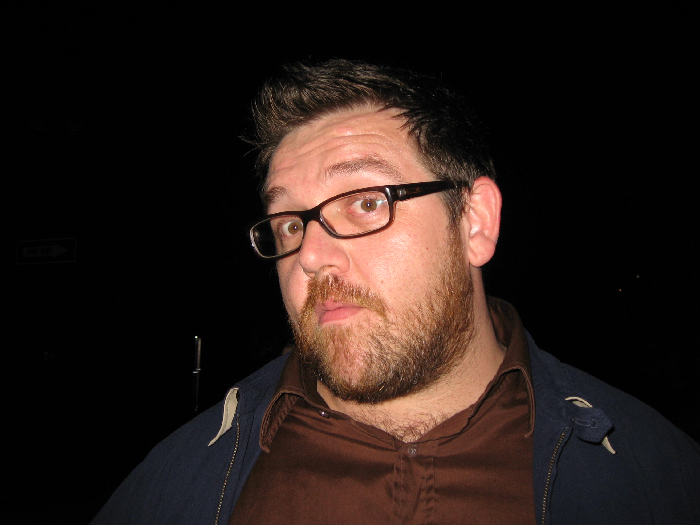 Nick Frost (born 1972)