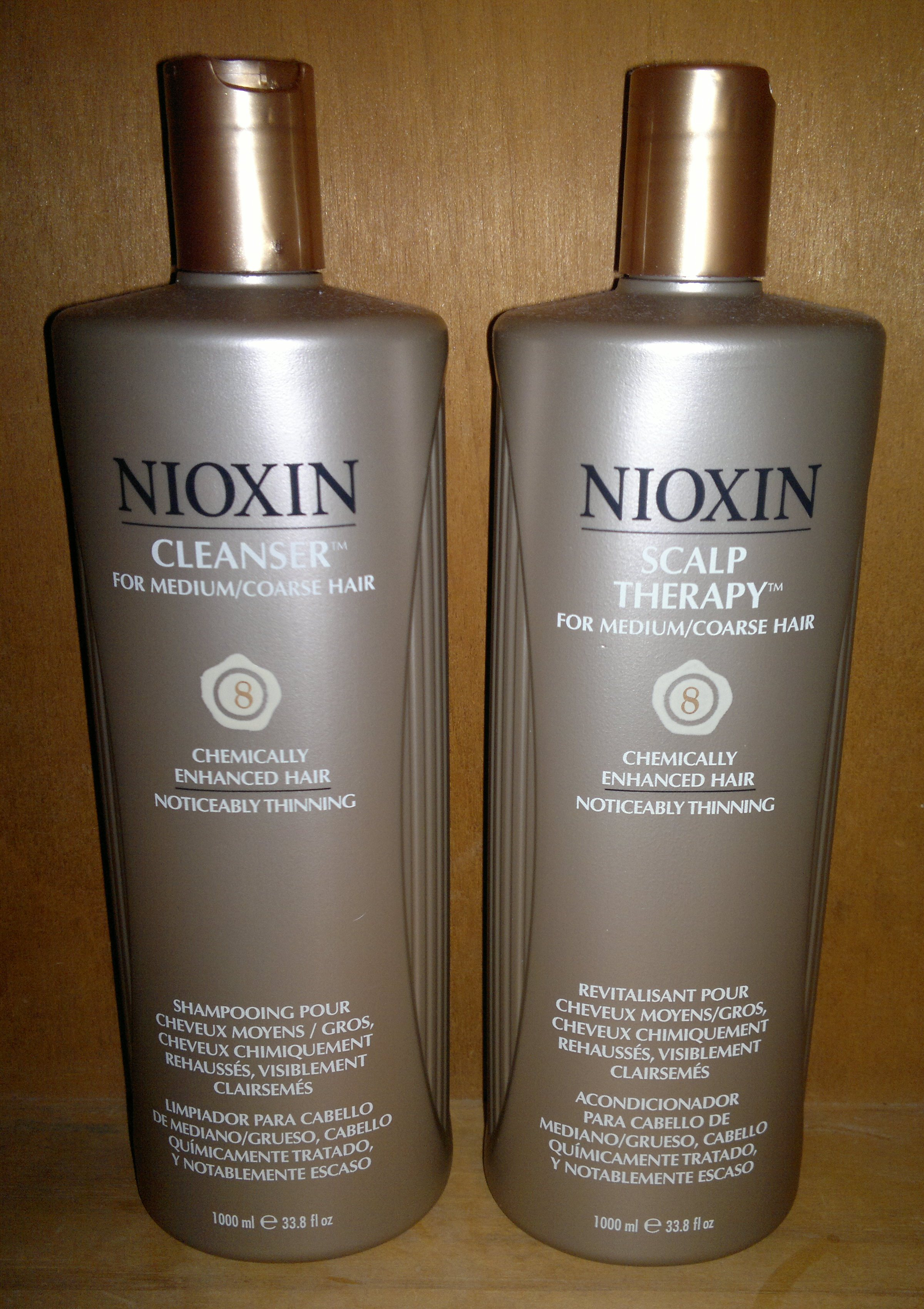Nioxin System  Travel Size