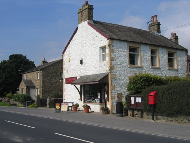 Office Stores, Horton in Ribblesdale - geograph.org.uk - 967215
