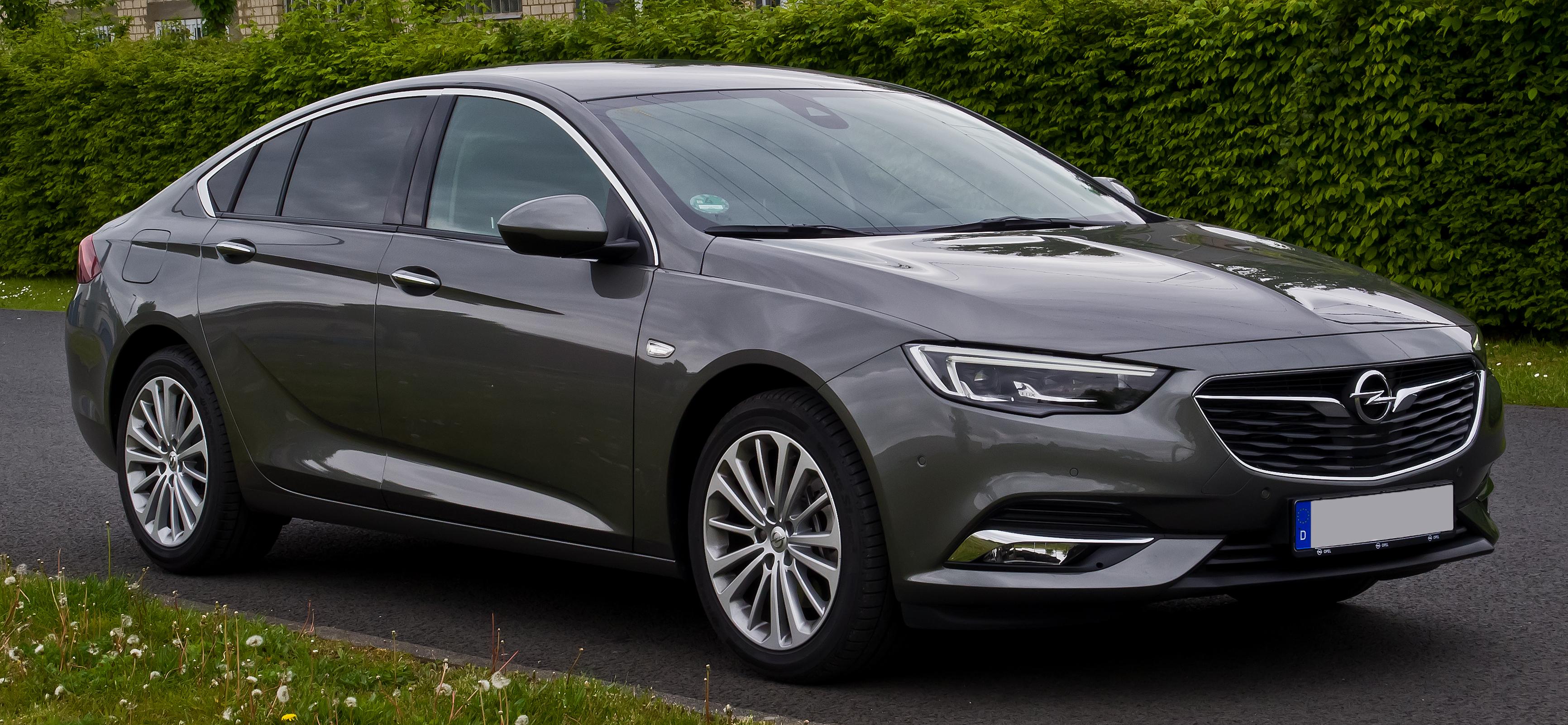 Insignia b opel Opel Insignia